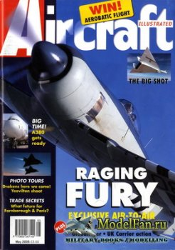 Aircraft Illustrated (May 2005)