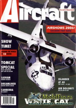 Aircraft Illustrated (November 2005)