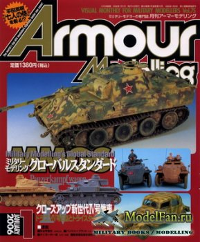 Armour Modelling 75 (January 2006)