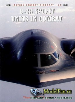 Osprey - Combat Aircraft 64 - B-2A Spirit Units in Combat