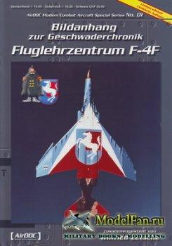 AirDOC (ADPS 01) - Bildanhang zur Geschwaderchronik Fluglehrzentrum F-4F