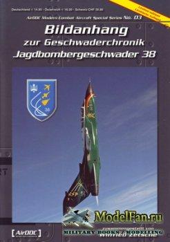 AirDOC (ADPS 03) - Bildanhang zur Geschwaderchronik Jagdbombergeschwader 38