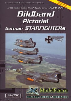 AirDOC (ADPS 04) - Bildband Pictorial German Starfighters