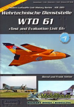 AirDOC (ADL 05) - Wehrtechnische Dienststelle WTD 61. Test and Evaluation U ...