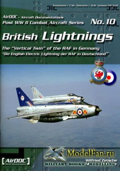 AirDOC №10 - British Lightnings. The