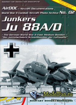 AirDOC (ADC 02) - Junkers Ju-88A/D
