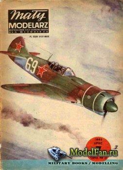 Maly Modelarz №7 (1983) - Samolot mysliwski La-7