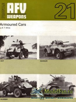 AFV (Armoured Fighting Vehicle) 21 - Armoured Cars