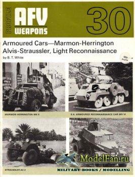 AFV (Armoured Fighting Vehicle) 30 - Armoured Cars - Marmon-Herrington Alvi ...
