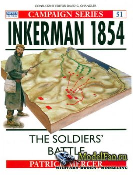 Osprey - Campaign 51 - Inkerman 1854. The Soldiers' Battle