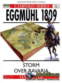 Osprey - Campaign 56 - Eggmuhl 1809. Storm Over Bavaria