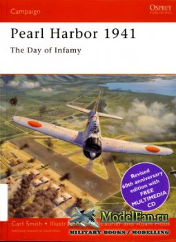 Osprey - Campaign 62 - Pearl Harbor 1941. Day of Infamy