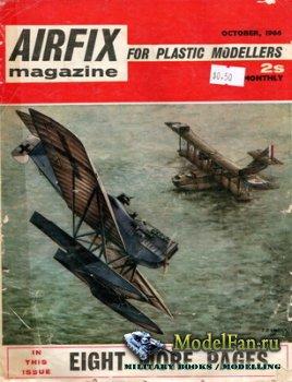 Airfix Magazine (October, 1966)