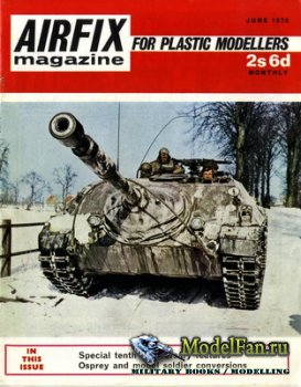 Airfix Magazine (June, 1970)