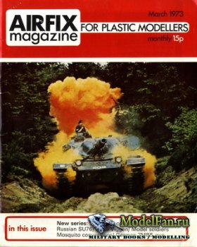 Airfix Magazine (March, 1973)
