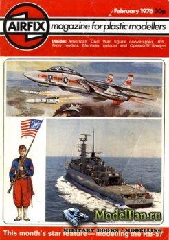Airfix Magazine (February, 1976)