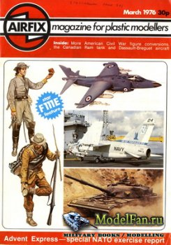 Airfix Magazine (March, 1976)