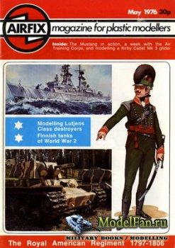 Airfix Magazine (May, 1976)