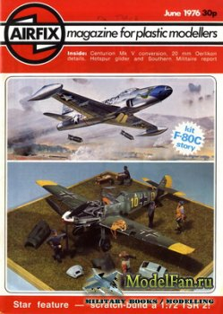 Airfix Magazine (June, 1976)