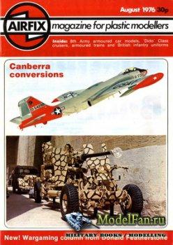 Airfix Magazine (August, 1976)