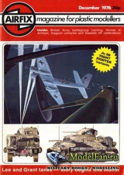 Airfix Magazine (December, 1976)