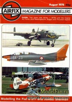 Airfix Magazine (August, 1978)