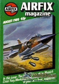 Airfix Magazine (August, 1980)