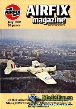 Airfix Magazine (July, 1982)