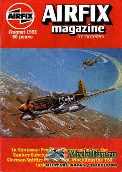 Airfix Magazine (August, 1982)