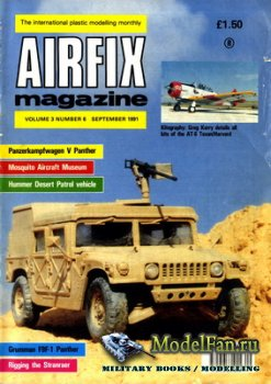Airfix Magazine (September, 1991)