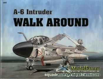 Squadron Signal (Walk Around) 5502 - A-6 Intruder