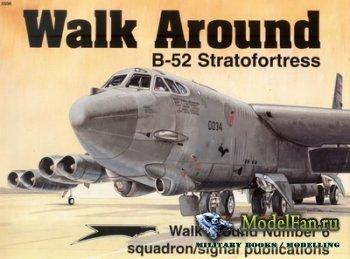 Squadron Signal (Walk Around) 5506 - B-52 Stratofortress