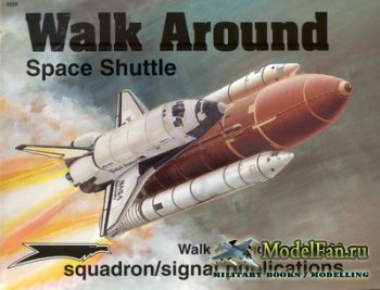 Squadron Signal (Walk Around) 5520 - Space Shuttle