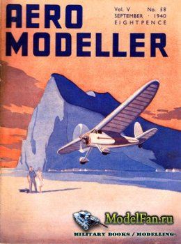 Aeromodeller №58 (September 1940)