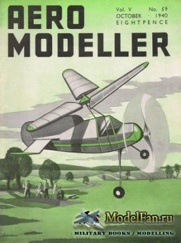 Aeromodeller №59 (October 1940)