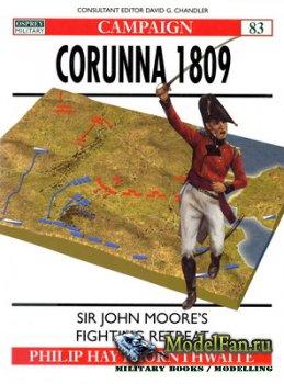 Osprey - Campaign 83 - Corunna 1809. Sir John Moore's Fighting Retreat