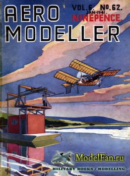 Aeromodeller №62 (January 1941)