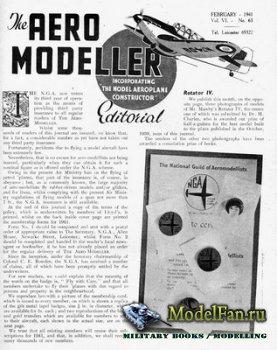Aeromodeller №63 (February 1941)