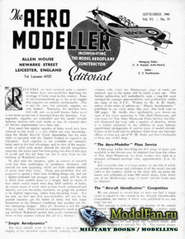Aeromodeller №70 (September 1941)