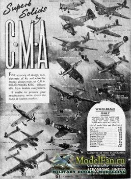 Aeromodeller (January 1944)