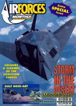 AirForces Monthly Special - Gulf War - Storm In The Desert