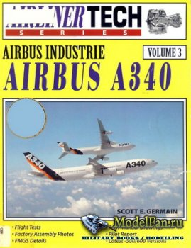 Airlife - Airliner Tech (Vol.3) - Airbus A340
