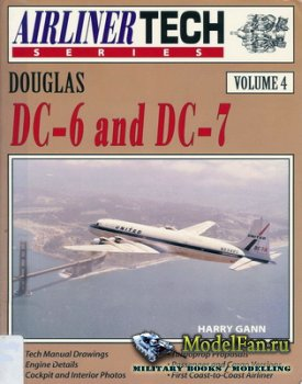 Airlife - Airliner Tech (Vol.4) - Douglas DC-6 and DC-7