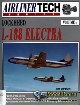 Airlife - Airliner Tech (Vol.5) - Lockheed L-188 Electra