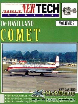 Airlife - Airliner Tech (Vol.7) - De Havilland Comet