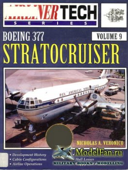 Airlife - Airliner Tech (Vol.9) - Boeing 377 Stratocruiser