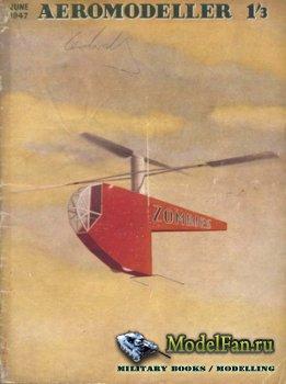 Aeromodeller (June 1947)