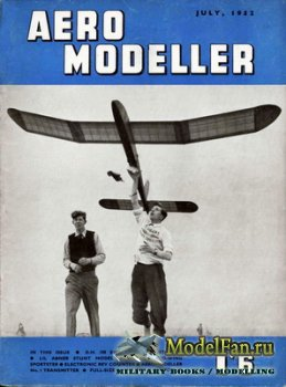 Aeromodeller (July 1952)