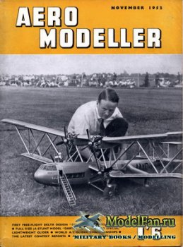 Aeromodeller (November 1952)
