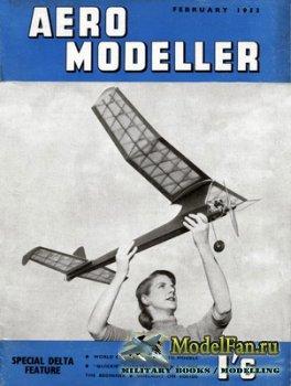 Aeromodeller (February 1953)